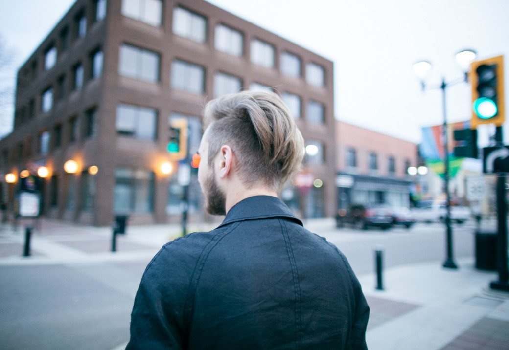 Famous Man Hairstyle Arround Big Cities